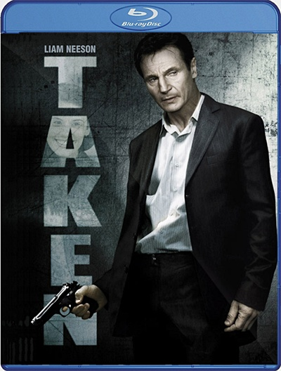Заложница / Taken (2008) BDRip
