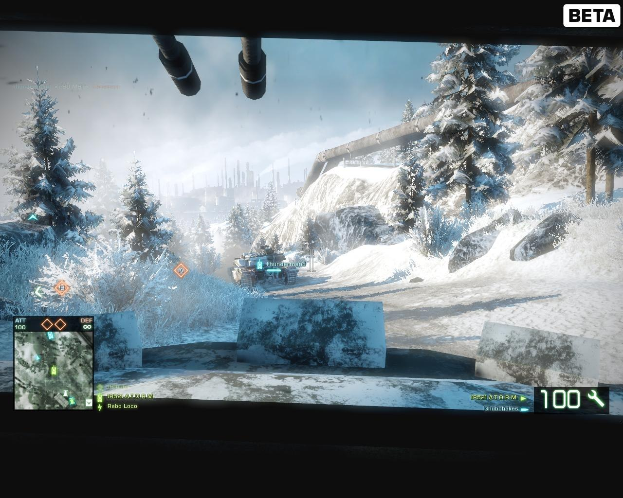 Battlefield: Bad Company 2 (2010/ENG/Beta)